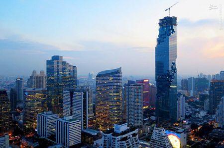 اخبارگوناگون,خبرهای گوناگون,بلندترین برج تایلند