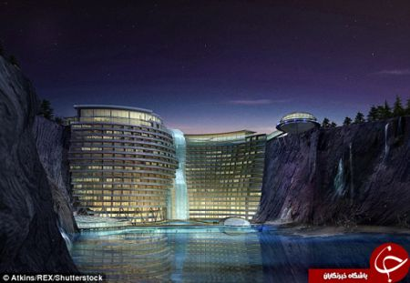 اخبارگوناگون,خبرهای گوناگون,هتل بین قارهای شیمائو