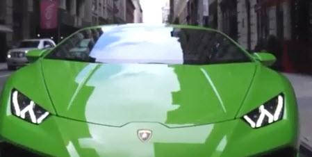 خودرویی جدید با سرعت ۱۹۹ مایل بر ساعت / فیلم
