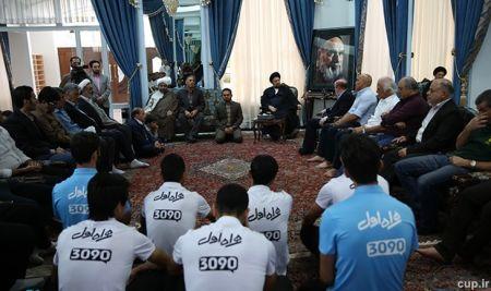 اخبارورزشی,خبرهای ورزشی,سید حسن خمینی