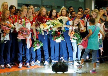 اخبارالمپیک2016,خبرهای المپیک2016,بازگشت ورزشکاران