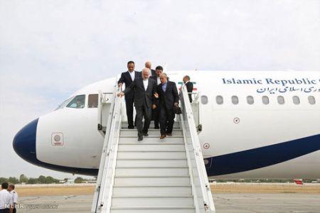 تشییع جنازه رییس جمهور ازبکستان با حضور ظریف
