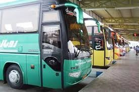 اخباراقتصادی,خبرهای  اقتصادی ,نرخهای بلیت اتوبوس