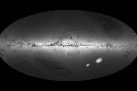 اخبارعلمی,خبرهای  علمی ,کهکشان راه شیری