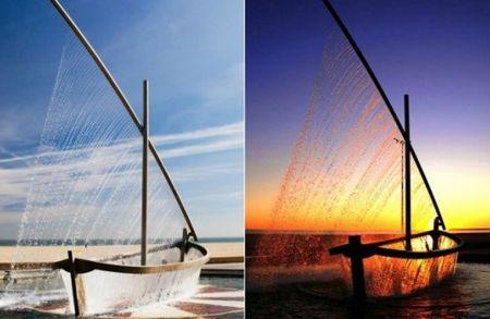 اخبارگوناگون  ,خبرهاي  گوناگون,شگفت انگيزترين آب نماهاي جهان