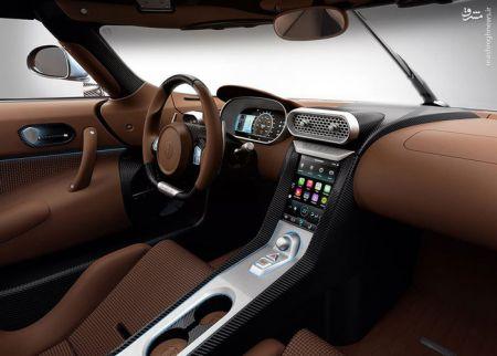 اخبار قوی ترین خودرو,اخبار خودروی هیبریدی,قوی ترین خودروی هیبریدی جهان