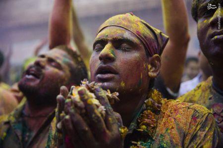 اخبارگوناگون,خبرهای گوناگون,جشنواره رنگ هولی