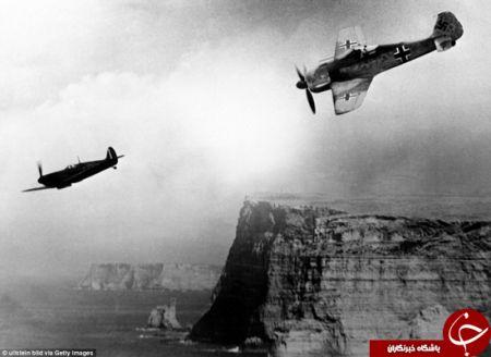 اخبارتصاویر,خبرهای تصاویر,هواپیماهای جنگ جهانی دوم