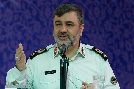 اخباراجتماعی,خبرهای   اجتماعی ,فرمانده نیروی انتظامی