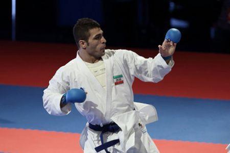 برتری پورشیب مقابل فداکار در رقابتهای انتخابی کاراته