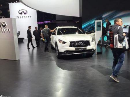 اخباراقتصادی ,خبرهای  اقتصادی , نمایشگاه خودروی پاریس2016