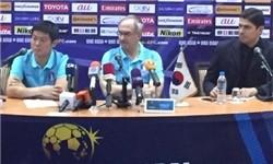 اخبارورزشی ,خبرهای   ورزشی ,سرمربی تیم ملی کره جنوبی