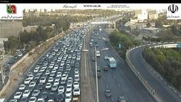 اخباراجتماعی ,خبرهای   اجتماعی ,وضعیت ترافیکی و جوی جاده