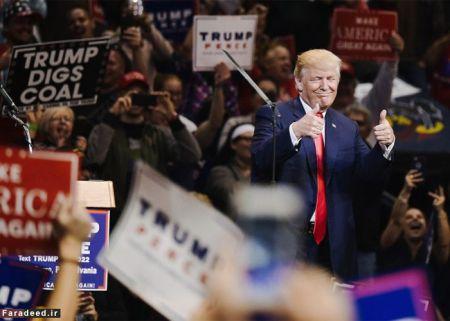 اخباربین الملل ,خبرهای  بین الملل , طرفداران پر و پا قرص ترامپ