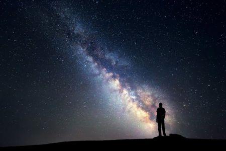 اخبارعلمی,خبرهای  علمی , معمای سیاه بودن آسمان شب