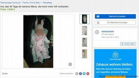 اخباراجتماعی,خبرهای  اجتماعی,آگهی فروشِ نوزاد