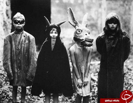 اخبارگوناگون,خبرهای گوناگون ,قدیمیترین لباسهای هالووین