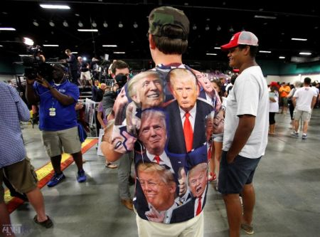 اخباربین الملل ,خبرهای  بین الملل , لباس   طرفداران دونالد ترامپ