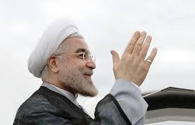 قطار روحاني درايستگاه تغيير