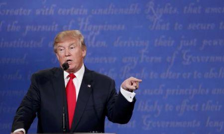 اخبار بین الملل,خبرهای بین الملل ,مناظره کلینتون و ترامپ