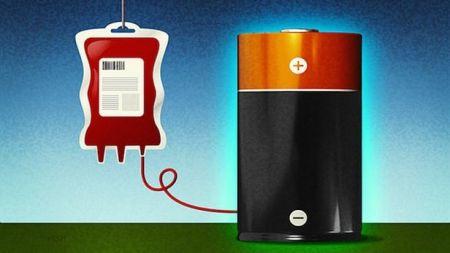 اخبارعلمی ,خبرهای علمی ,باتریهای قابل شارژ از  خون