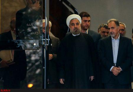 نجفی رییس ستاد انتخاباتی روحانی شد