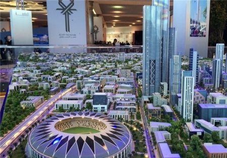 اخبار,اخبار گوناگون,پایتخت جدید چینیها برای مصر