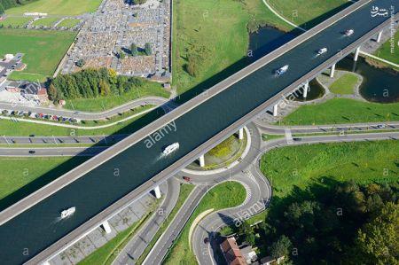 اخبار,اخبارگوناگون,پلی عجیب در بلژیک