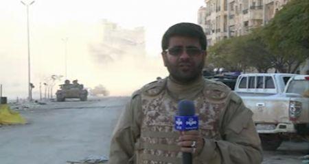 جزئیات شهادت خبرنگار صدا و سیما در حلب