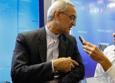 مدیرعامل راهآهن: اولین قطار تهران ـ کربلا امروز عازم عراق میشود