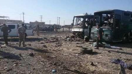 پیکر شهدا و آخرین مجروحان حادثه تروریستی سامرا به تهران منتقل شدند+اسامی مجروحان