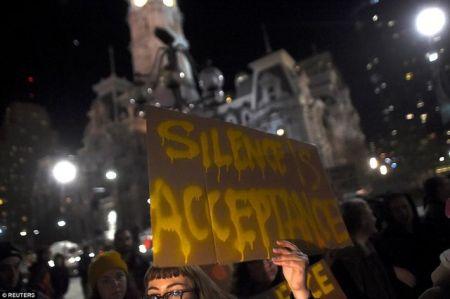 اخبار بین الملل ,خبرهای  بین الملل , تظاهرات علیه ترامپ