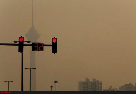 شاخص آلودگی هوا در شهر ری از 200 گذشت/ پایداری آلودگی هوا تا فردا بعد از ظهر