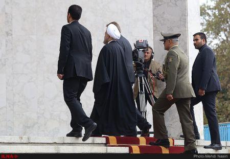 اخبارسیاست  خارجی ,خبرهای  سیاست  خارجی,حسن روحانی وباقر عزت بگوویچ