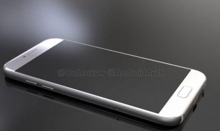 ایا گوشی a5 ضداب است Galaxy A5 جدید شبیه به Galaxy S7 است