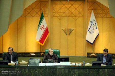 لاریجانی در واکنش به انتقادات نوبخت: مشکل اصلی عدم ارائه لایحه برنامه از سوی دولت به مجلس بود