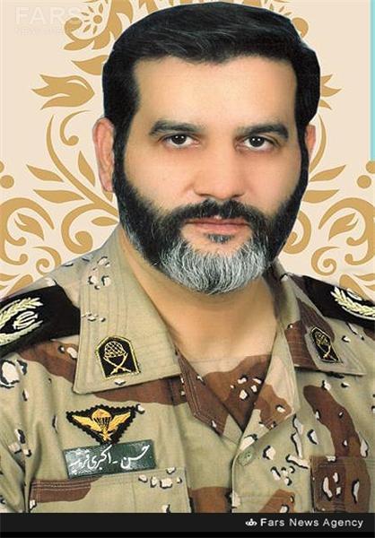 شهادت یکی دیگر از سرداران سپاه /عکس