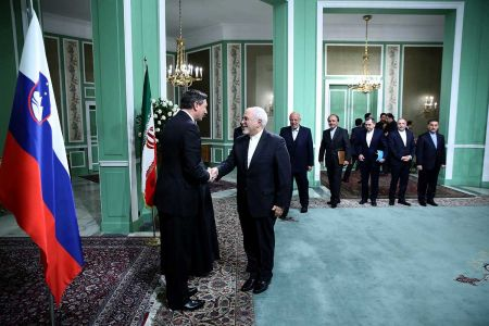 اخبارسیاسی ,خبرهای  سیاسی ,استقبال رسمی روحانی از رییسجمهور اسلوونی
