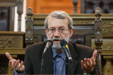 لاریجانی : اگر کلیات برنامه رای نیاورد لایحه به بایگانی میرود