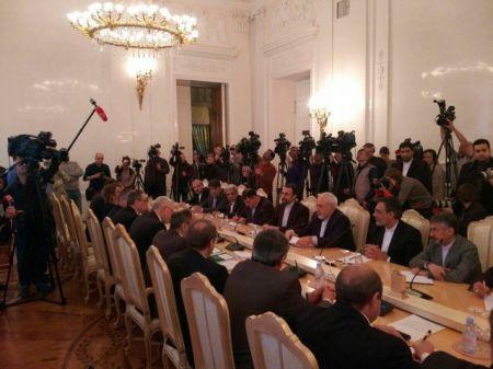ظریف: روابط دو جانبه تهران و مسکو تحت مدیریت روسای جمهور در مسیر رشد قرار دارد