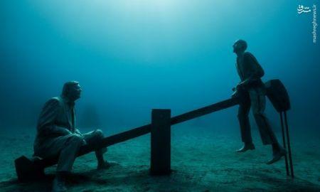 اخبارگوناگون,خبرهای گوناگون,موزه زیر آب