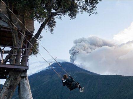 اخبارگوناگون,خبرهای گوناگون, کوههای اکوادور