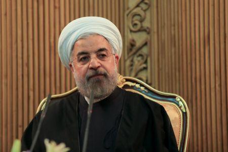 روحانی پیش از ترک تهران: روابط ما با کشورهای ارمنستان، قزاقستان و قرقیزستان قابل توسعه است