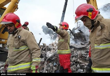 اعلام علت آتشسوزی و تخریب ساختمان پلاسکو