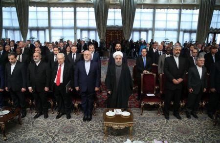 روحانی: برجام بهترین مدل برای حل اختلافات بینالمللی است