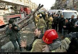 اخباراجتماعی ,خبرهای اجتماعی ,شهادت آتشنشانان پلاسکو