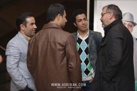 حاشیههای جشنواره فیلم فجر در کاخ جشنواره