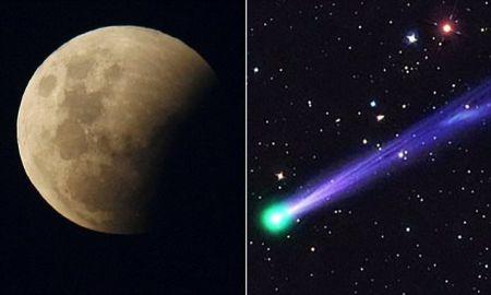 اخبار علمی ,خبرهای  علمی ,همزمانی تقریبی 3 پدیده نجومی