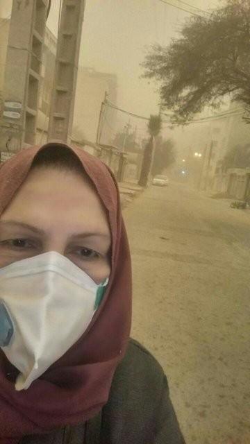 اعلام منشاء اصلی گرد و خاک خوزستان