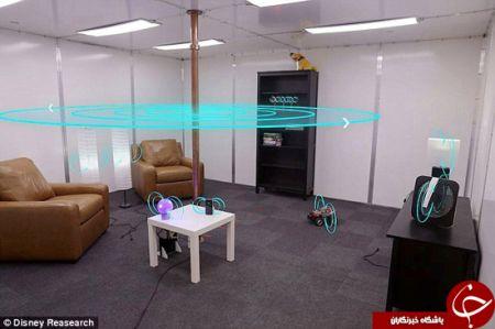 اخبار,اخبار تکنولوژی,اتاقی که گجتهای شما را با هوا شارژ میکند